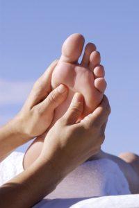 Massage bien-être : Réflexologie plantaire thaïe