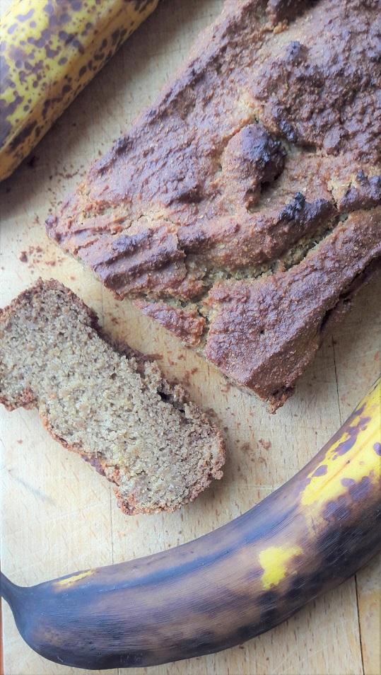 En portions individuelles, le banana bread peut aussi se faire dans un moule à cake!